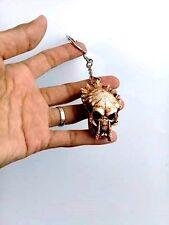 25 pair  Predator Skull Key ring Alien Hunter Horror Figure Keychain Face Biker