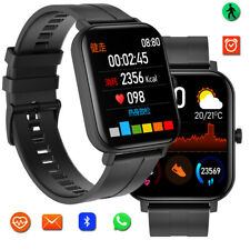 Smart Watch Sports Wrist Watch for iPhone 11 Pro XS XR Samsung S20 S10e S9 S8 S7