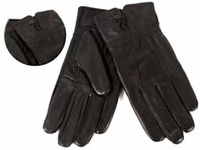 LADIES SOFT REAL 100% LEATHER DRIVING WINTER WOMENS GLOVES LINING THERMAL