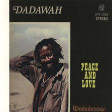 Dadawah - Peace And Love (1974 - UK - Reissue)