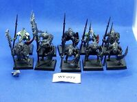 Warhammer Fantasy - Lizardmen Saurus x10 - WF77