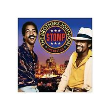 Stomp The Very Best Of Brothers Johnson CD