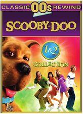 Scooby-Doo: Movie / Scooby-Doo 2: Monsters (2017, DVD New)