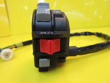 New Oem Genuine Yamaha Warrior Big Bear Moto 4 Left Handlebar Kill Light Switch