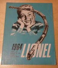 1964 Lionel trains & accessories catalog