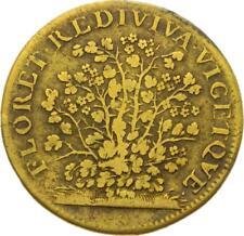 O3566 RARE Jeton Louis XIV Lyon Charles Laubespine Chancelier 1652 ->F offre