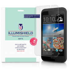iLLumiShield Matte Screen Protector w Anti-Glare 3x for HTC Desire 320