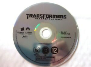 66544 Blu-ray - Transformers Dark Of The Moon  2011