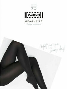 Wolford Opaque 70 Tights, Black