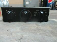 ✅1998-2011 Ford Crown Victoria Heating Air Conditioning And Ventilation Control