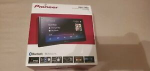"""Pioneer DMH-130BT 6.8"""" Touchscreen Double Din Receiver Stereo Apple Android"""