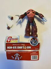 Gundam Char's Z-Gok Mobile Suit In Action MSiA Bandai Complete