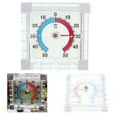Garden Outdoor Temperature Thermometer Window Indoor Outdoor Wall Greenhouse,