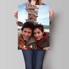 Northern Exposure Poster TV Series Rob Morrow Janine Turner 16.6 x 23.4 in (A2)