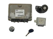 Complet Départ Fiat 600 Seicento 55187372 46533994 1.1