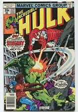 The Incredible Hulk # 221 VF  Greenskin  Stingray    Marvel Comics CBX2D