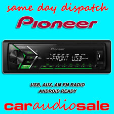 PIONEER MVH-S100UBG MECHLESS MP3 ANDROID READY USB AUX CAR VAN TAXI CHEAP STEREO
