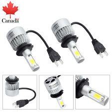 2PCS H7 72W LED Car Headlights 16000LM CREE Car Beam Lamps Bulbs White 6000K new