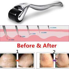 Derma Micro Needle Titanium Roller for Hair & Beard Regrowth Anti-hair Loss