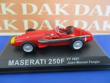 Die cast 1/43 Model Car f1 Maserati 250f 1957 J.M. Fangio