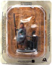 Figurine Collection Eaglemoss Seigneur des Anneaux Pippin et le Guerrier Nain