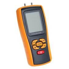 USB Digital Manometer Differential Air Pressure Gauge 10kpa Data Record Gm510 AU