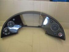 HONDA Civic MK8 2008 Interruttore Dash Trim Panel PRESE D'ARIA PULSANTE START NERO 79600 e 4