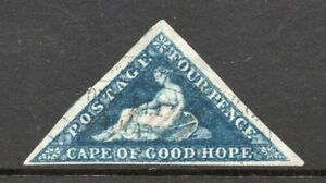 CAPE of GOOD HOPE 4d  TRIANGLE WIDE MARGINS