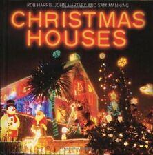 Christmas Houses, Hartley, John, Like New, Hardcover