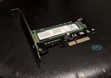 SM951 AHCI PCIe 512GB SSD Apple Mac Pro 4,1/5,1 Pre-installed macOS Sierra 10.12