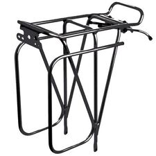TORTEC EXPEDITION REAR BAG RACK BLACK PANNIER BIKE BICYCLE