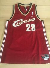 Nike NBA Cleveland Cavaliers LeBron James 23 Jersey XXL +2 Length Playoffs