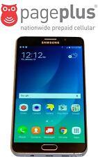 Unlocked Pageplus Samsung Galaxy Note 5 - 32GB - 4G LTE - UNLIMITED DATA Prepaid