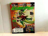 Game Pro Magazine May 1998 #116 Gex 1080 Saga Frontier Marvel Vs Capcom Reviews