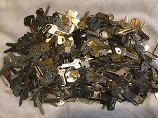 Large Lot Of New Uncut Key Blanks , House, Car , Padlock , Some Old 5+ Pounds