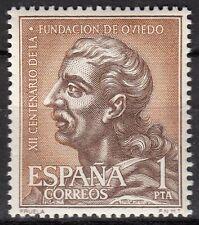 TIMBRE ESPAGNE  NEUF N° 1068 **  OVIEDO / ASTURIES  FRUELA