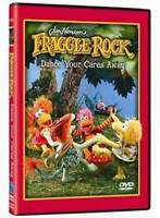 Fraggle Rock: Dance Your Cares Away - DVD By Fraggle Rock - VERY GOOD