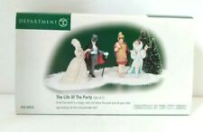 Dept 56 Christmas In the City The Life Of the Party - 58970