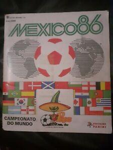 Album México 86 World Cup - Complete