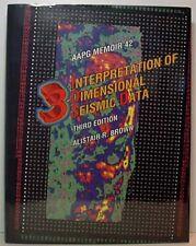 Interpretation of 3 Dimensional Seismic Data - AAPG Memoir 42