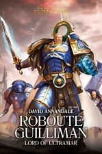 Roboute Guilliman: Lord of Ultramar - GW Black Library - Annandale Hardcover