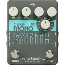 Electro Harmonix Bass Mono Synth Bass Synthesizer | Neu