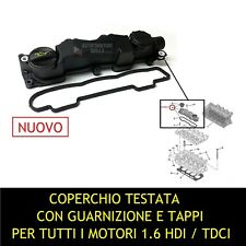 COPERCHIO TESTATA MOTORE PUNTERIE FORD FOCUS II / C-MAX / FUSION FIESTA 1.6 TDCI