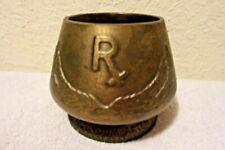 New listing Apothecary Bronze Mortar & Pestle Pedanios Dioscorides Coricidin Schering