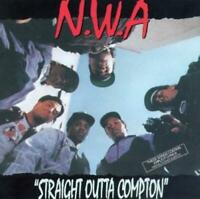 N.W.A. : Straight Outta Compton CD Value Guaranteed from eBay's biggest seller!