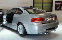 G LGB 1:24 Escala de Metal BMW 2006 M3 Coche Modelo 3 Series Motormax 77347