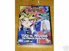 YU-GI-OH MOVIE, DVD, YUGI VS PEGASUS, BRAND NEW