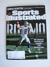 Sports Illustrated V119N22 - Tony Romo Why America's Whipping Boy...- 2-Dec-2013