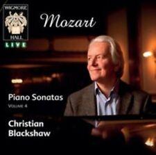MOZART: PIANO SONATAS, VOL. 4 NEW CD