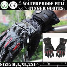Pro-Biker Motorcycle Winter Sports Warm Thermal Waterproof Touch Screen Gloves